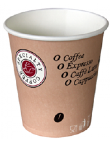 Circles Coffee Cups 3 oz